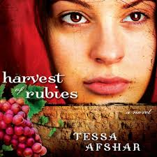 Book Review – Harvest of Rubies  by Tessa Afshar