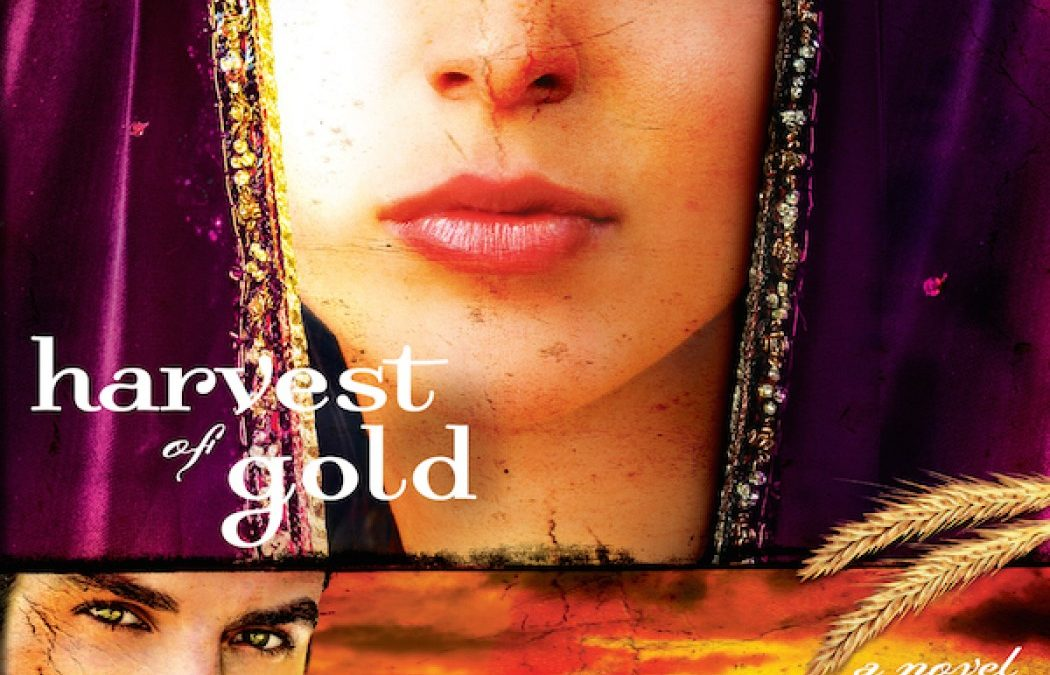 Book Review-  Harvest of Gold by Tessa Afshar